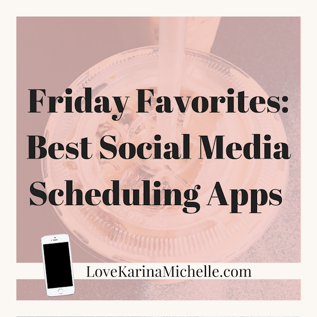 Three social media scheduling apps that will step up your social media game