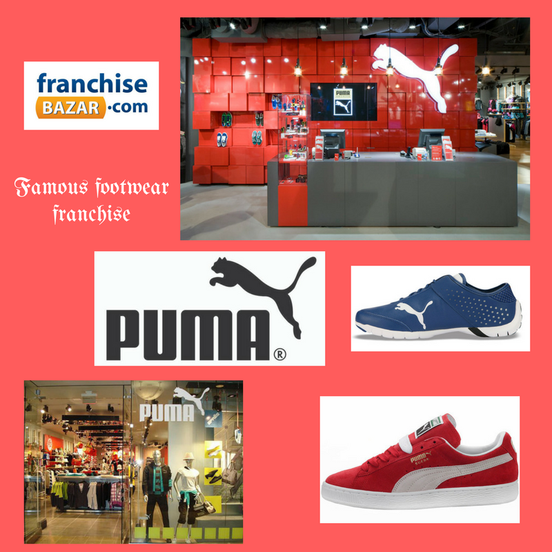 b9f3c6d3a1f Puma Franchise: One of the Famous Footwear Franchise in India ...