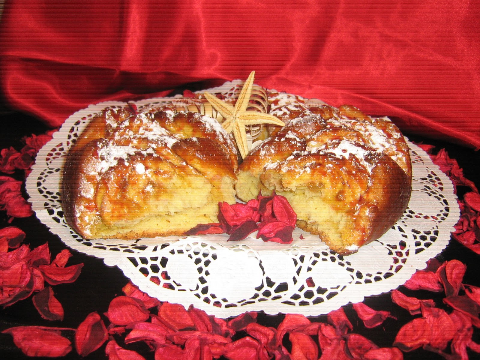 Easy Recipes: New Year's Homemade Sweet Bread