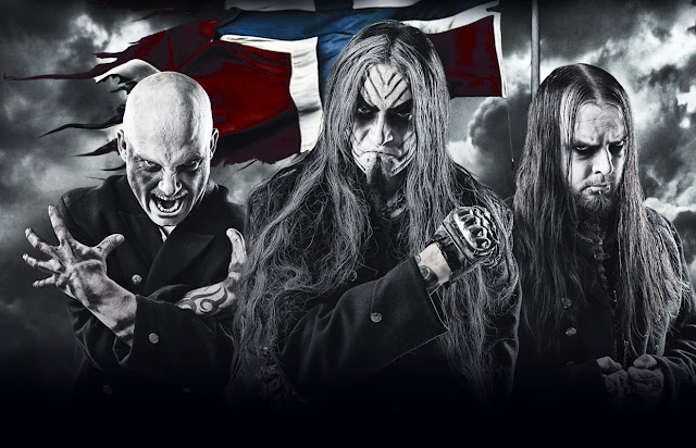 Dimmu Borgir - Tuska Open Air 2014