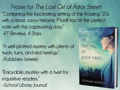 Buy The Lost Girl of Astor Street!