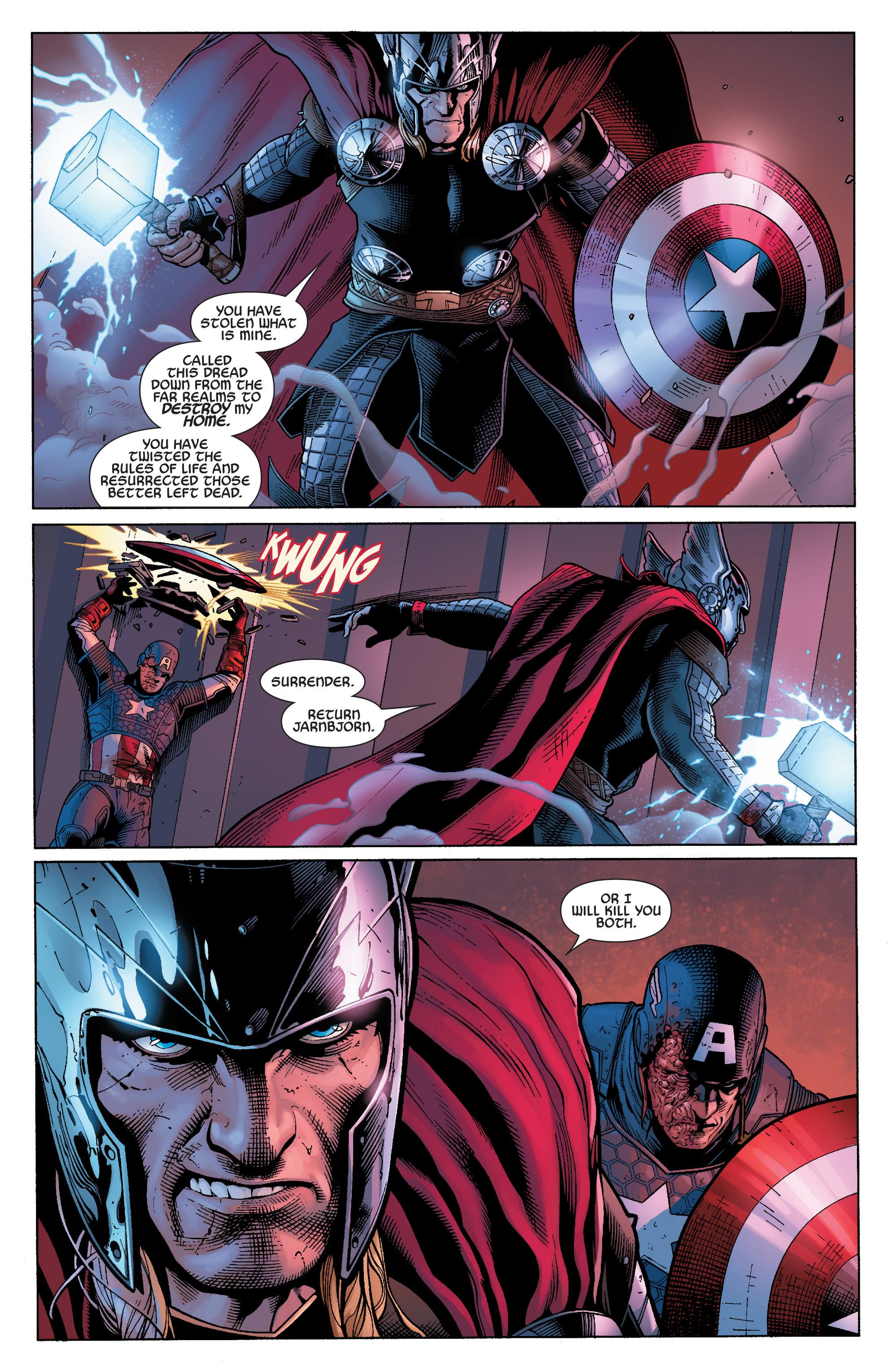 Read online Uncanny Avengers (2012) comic -  Issue #16 - 8