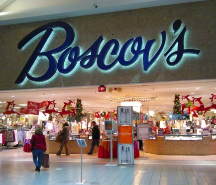 Boscovs coupons in store