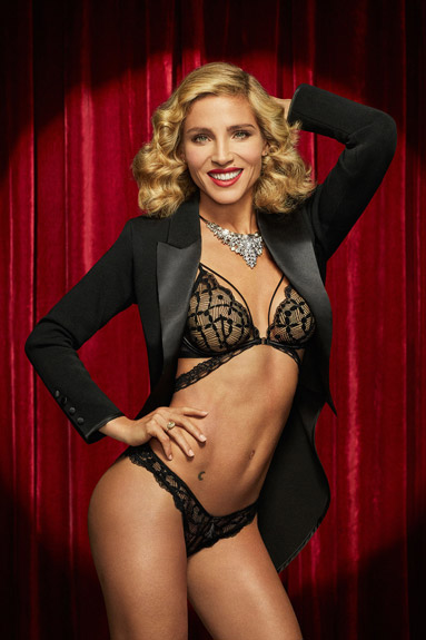 Elsa Pataky lencería Women'secret