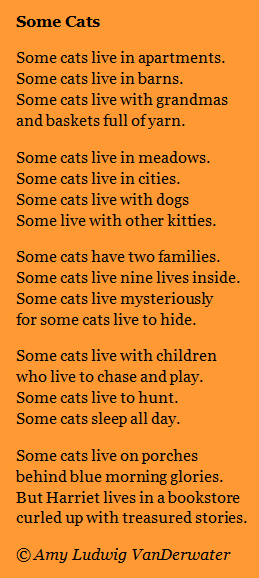 The Poem Farm: Some Cats - Life in New York City