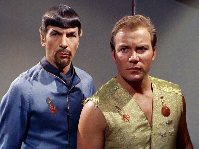Doux Reviews: Star Trek: Mirror, Mirror