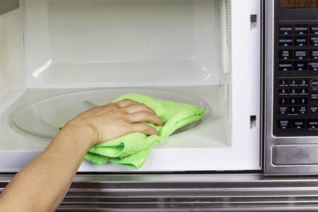Trucos caseros para limpiar la cocina  Decorar tu casa es facilisimocom