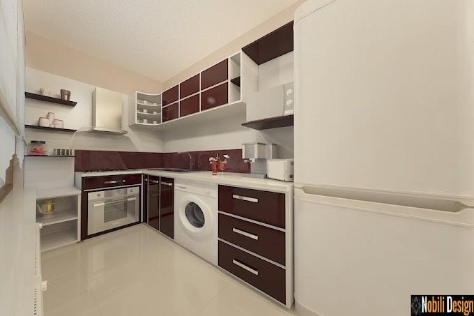 Design interior bucatarii moderne Constanta - Designer interior Constanta