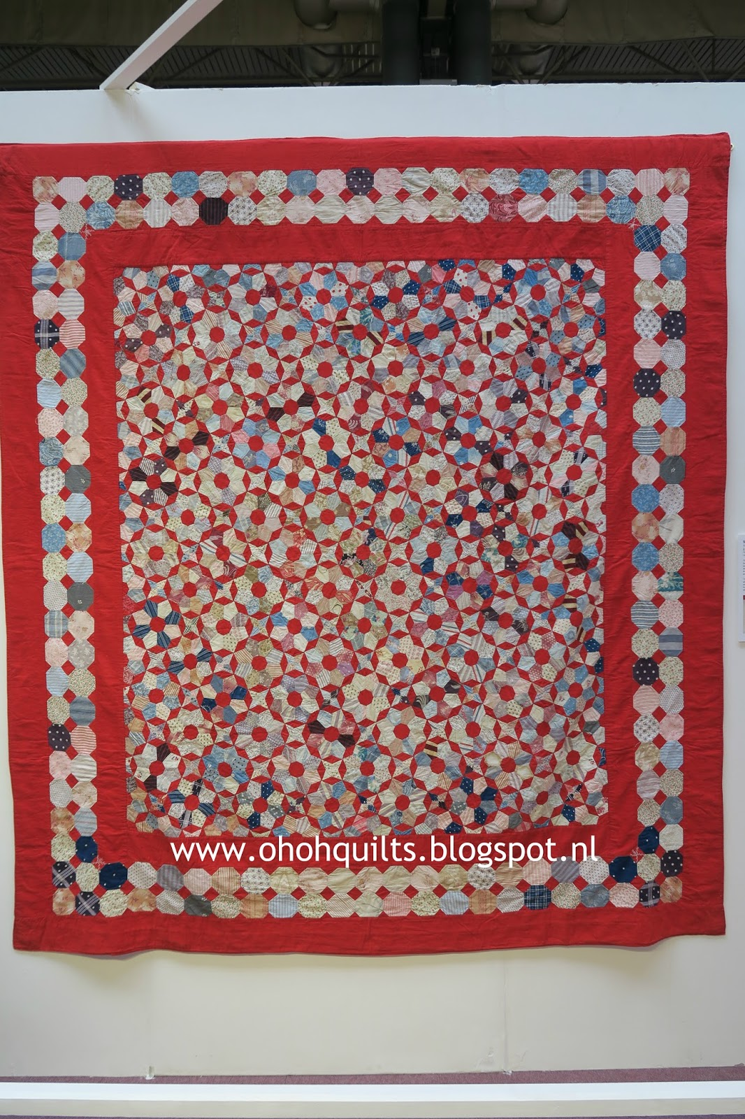 Oh oh quilts festival of quilts ii for Festival of quilts birmingham 2016