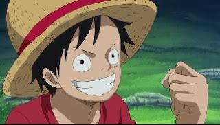One Piece – Episódio 772 – A jornada lendária! O cão eo gato eo rei do pirata!