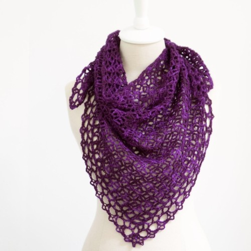 Fortune's Shawlette - Free Pattern