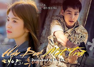 drama korea, descendant of the sun, movie, beli dvd, tamat, episode, subtitle, indonesia, harga, murah
