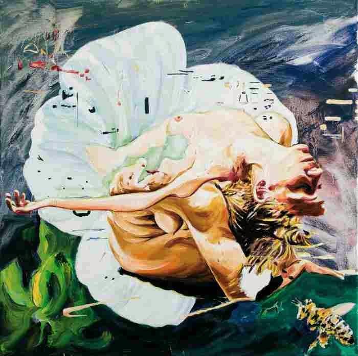 Полу-фантастические, полу-реалистические картины. Edgar Leissing