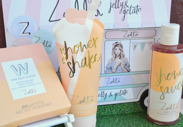 Zoella Beauty Jelly and Gelato Collection Review