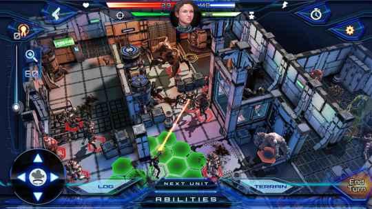 Game RPG Offline Android Strike Team Hydra APK MOD