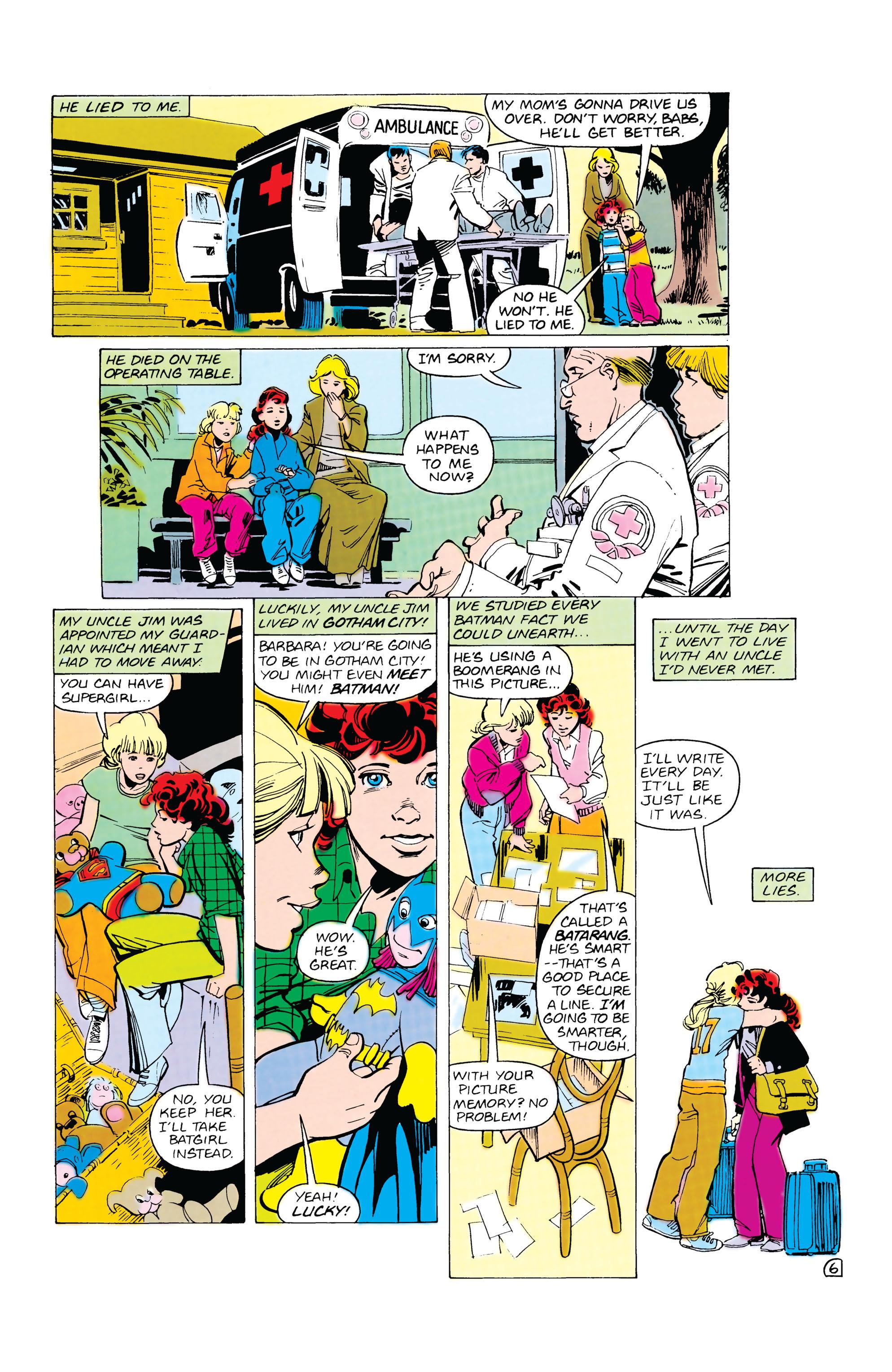 Read online Secret Origins (1986) comic -  Issue #20 - 7