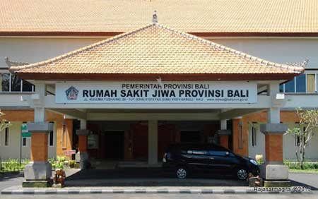 Nomor Telepon Call Center Rumah Sakit Jiwa Bangli Bali
