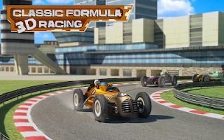 Classic Formula 3D Racing Offline Mod v1.3.0 Apk For Android
