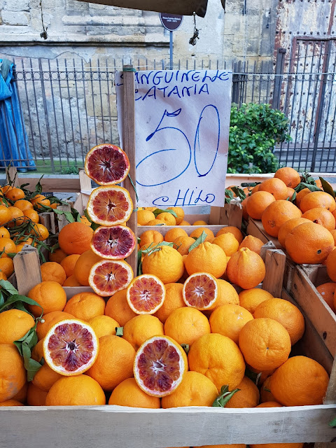 Mercato di Ballarò-Palermo