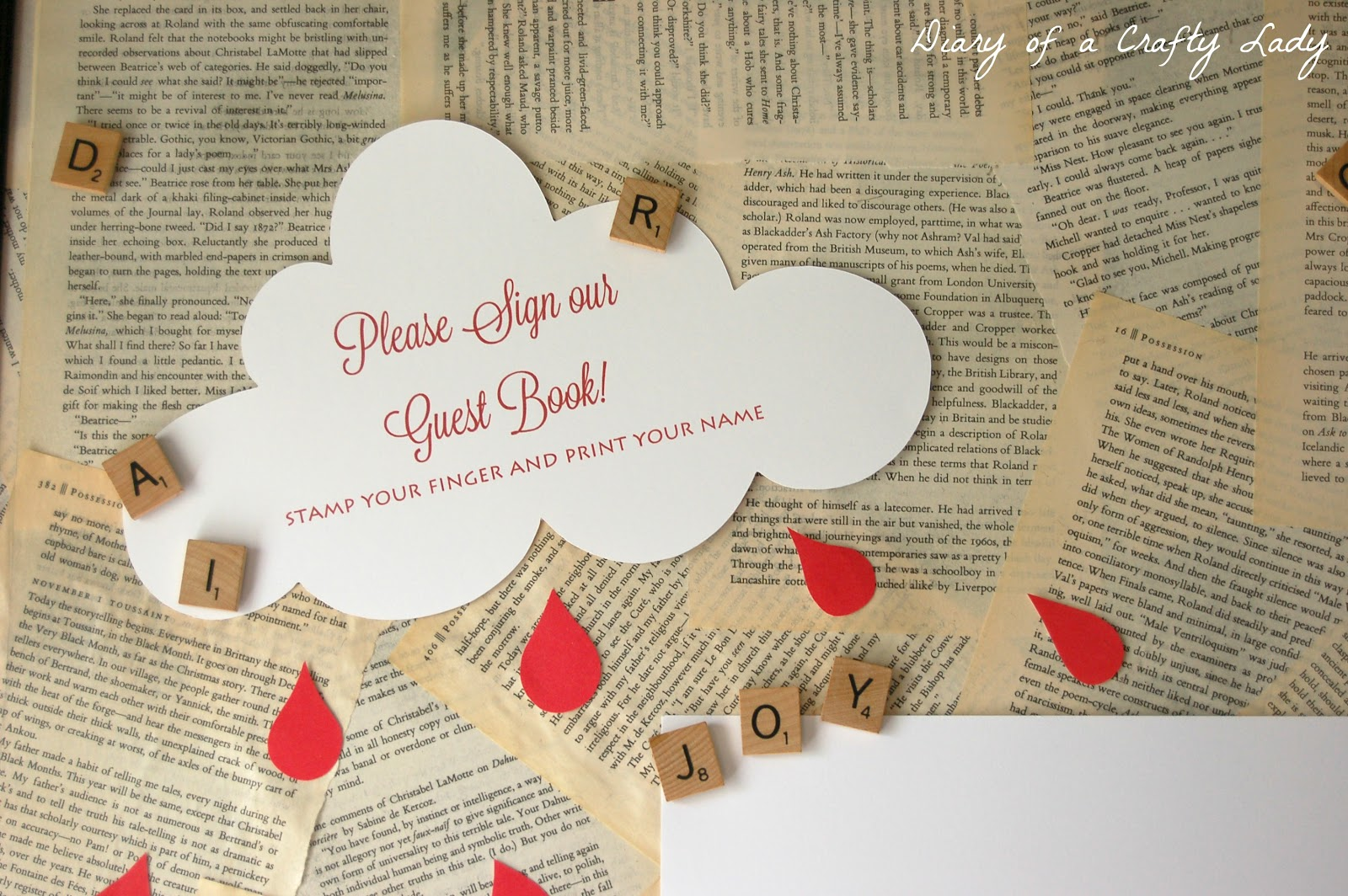 Baby Shower Stamps Us Postal Service ~ Diary of a crafty lady throwing a baby shower