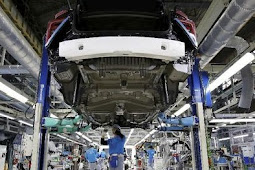 Pabrik Baterai Mobil Listrik di Halmahera
