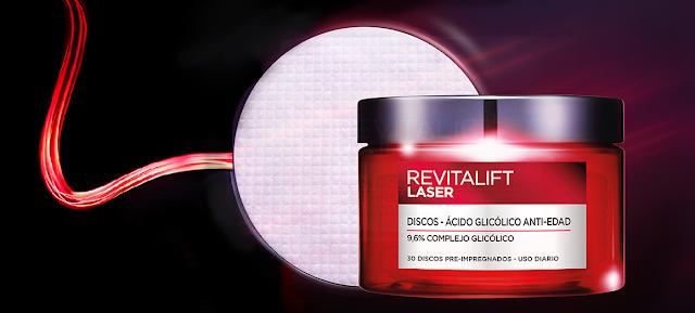 Revitalift Laser Peeling Anti-Manchas y Anti-Arrugas