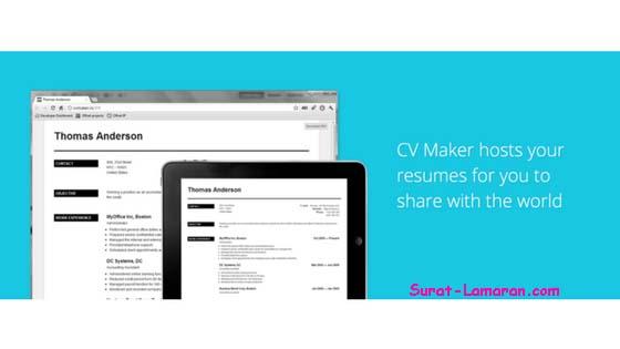 9 Aplikasi Komputer untuk Membuat CV yang Menarik dan Profesional