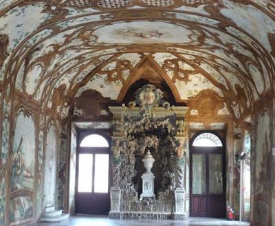 Grotta di Palazzo Ducale Mantova