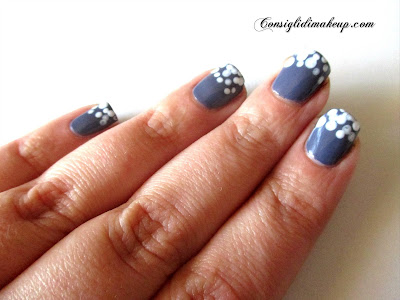 Nail art: Pois, pois and pois
