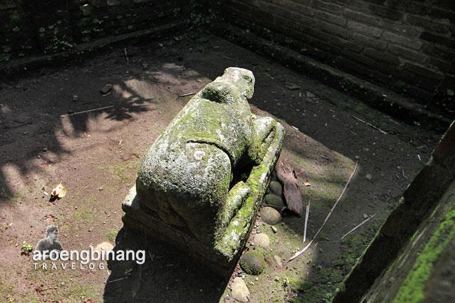 situs arca nandi mangir bantul yogyakarta