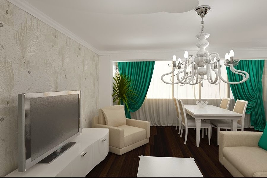 Design - interior - living - apartament - Constanta