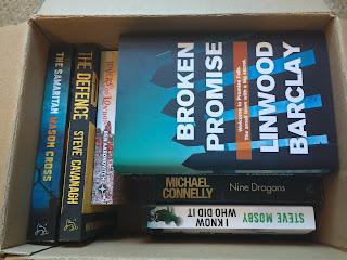 Crime Fiction Book Bundle