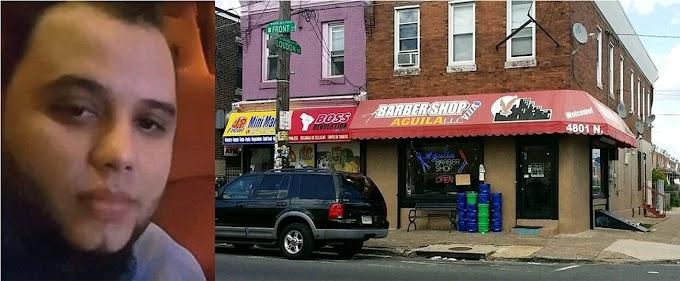 Policía de Filadelfia sigue búsqueda de sospechosos por asesinato de un barbero  dominicano