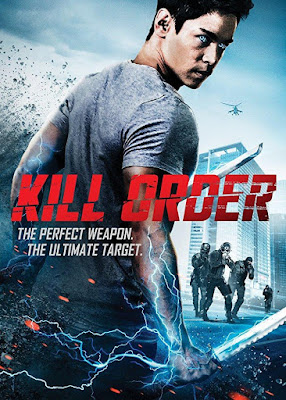 Kill Order 2017 DVD R2 PAL Spanish