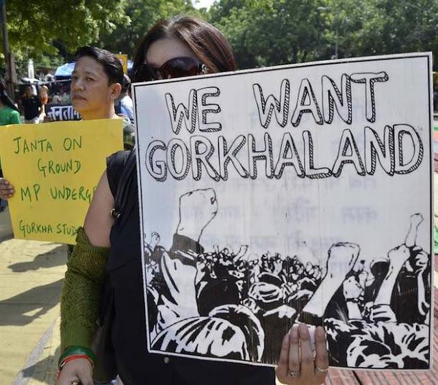 Tripartite meet on Gorkhaland