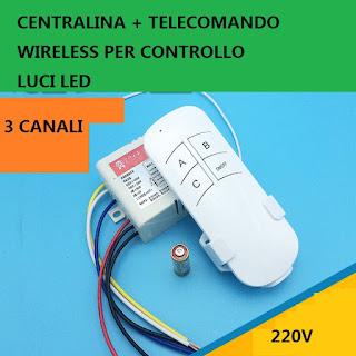 CONTROLLO 3 CANALI