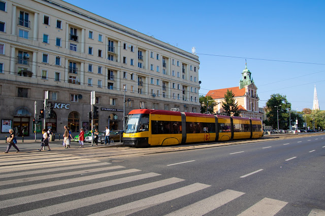 Tram-Varsavia