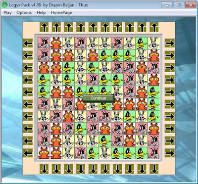 Logyx Pack-131 jocuri, majoritatea logice