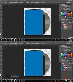 Cara membuat icon folder film yang keren