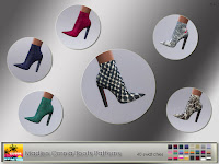Madlen Omnia Boots Patterns