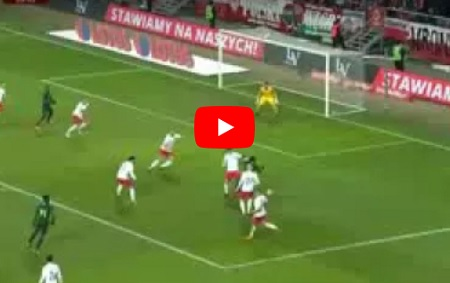 Victor Moses Goal Against Poland
