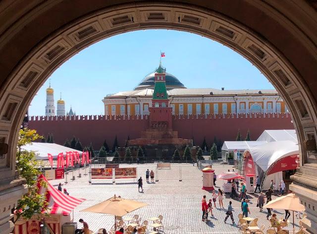 Praça Vermelha - Moscovo