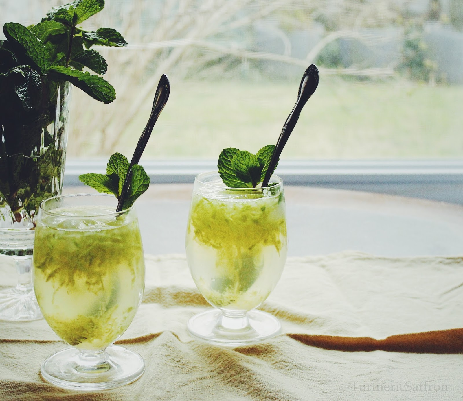 Sekanjabin Drink Recipe
