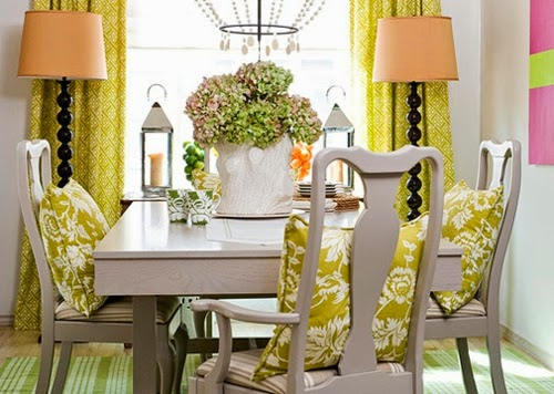 Dining rooms suitable for small spaces