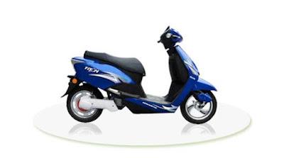 Motor Listrik Terbaru di Indonesia September 2017