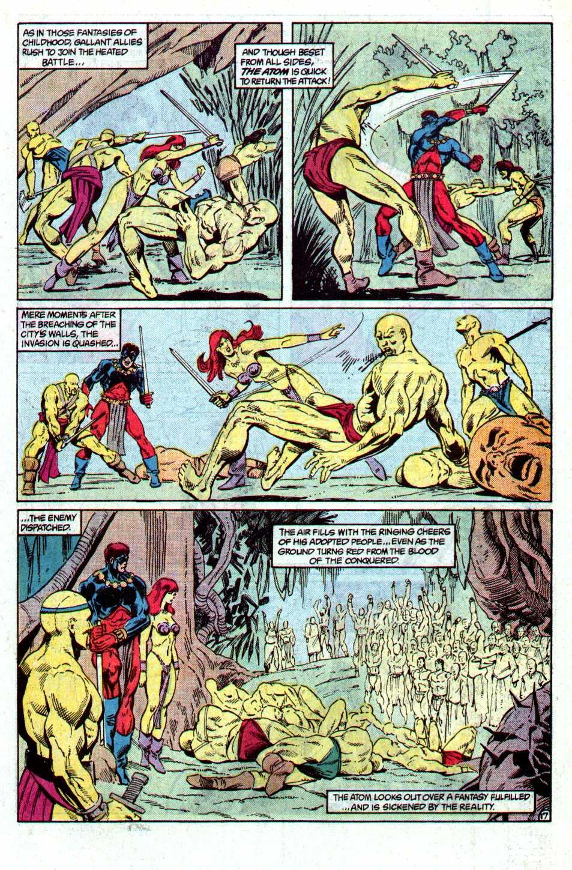 Read online Secret Origins (1986) comic -  Issue #29 - 19