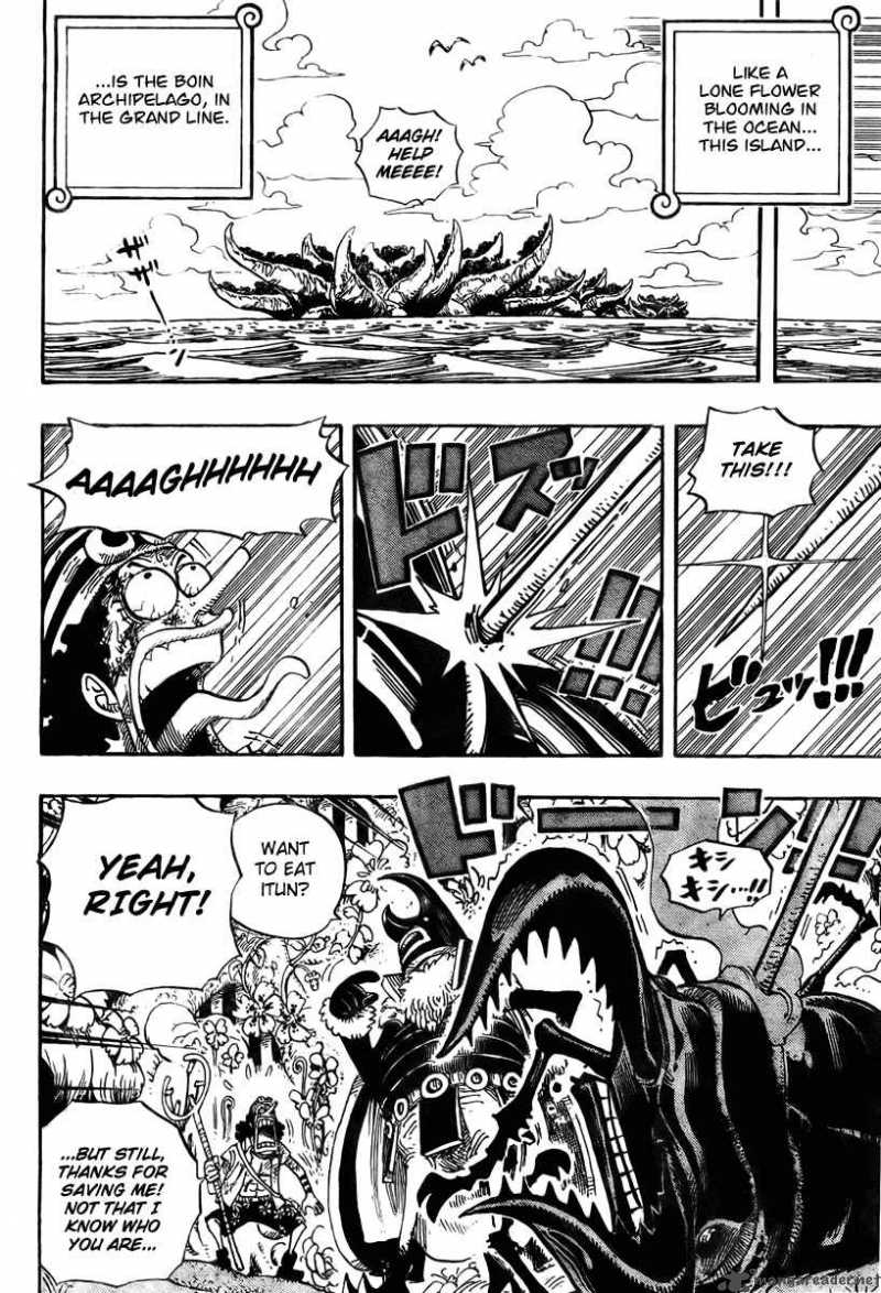 One Piece 524