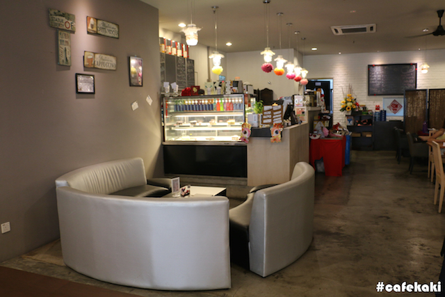 The Yun Fly Caffe – Your First Choice @ SetiaWalk Puchong, Selangor