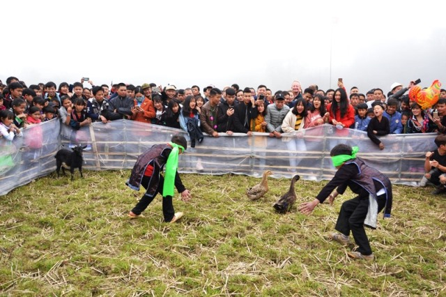 "The ""Roong Pooc"" festival - unique cultural event of Giay people in Sapa 2"