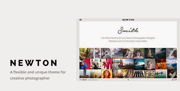 Best Premium Photography WordPress Theme